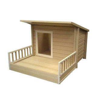 ecoFLEX Ranch Style Dog House