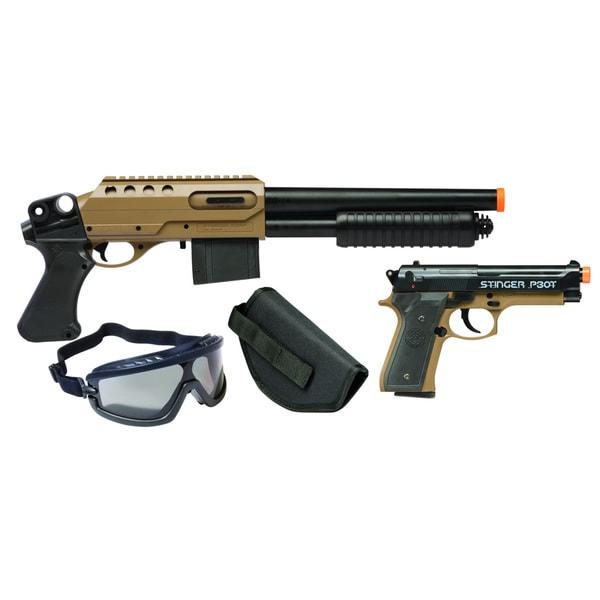 Crosman Recon Kits S32P Shotgun Airsoft Kit