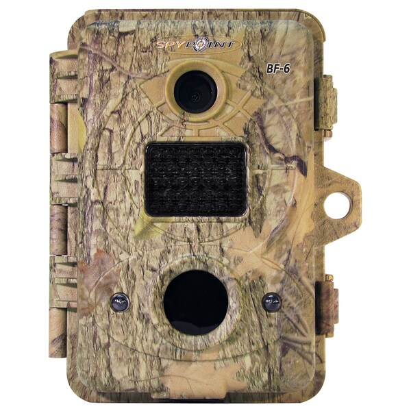 Spypoint 6MP 35 Game Camera Invisible Infrared LEDs