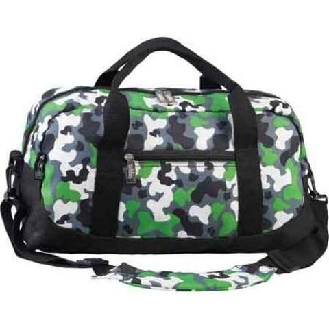 Wildkin Camo Green Kids' Duffel Bag