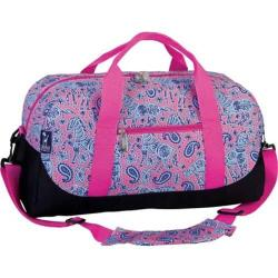 Wildkin Watercolor Ponies Kids' Duffel Bag