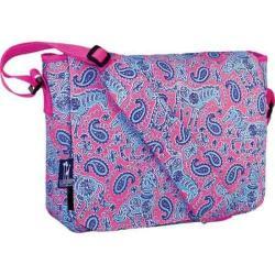 Wildkin Watercolor Ponies Pink 13 Inch x 10 Inch Messenger Bag