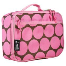 Wildkin Lunch Box Big Dots Pink