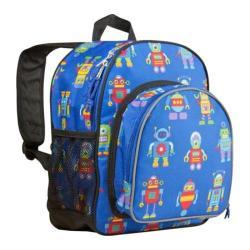 Wildkin Robots Pack 'n Snack Backpack