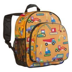 Olive Kids Under Construction 12 Inch Backpack