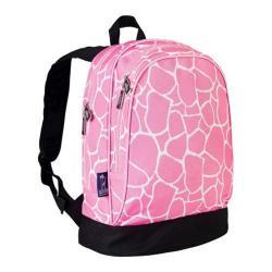 Wildkin Pink Giraffe 15 Inch Backpack