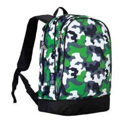 Wildkin Camo Green Sidekick Backpack