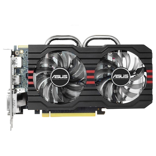 Asus HD7790-DC2OC-2GD5 Radeon HD 7790 Graphic Card - 1.08 GHz Core -