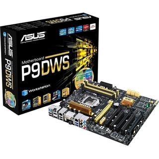 Asus P9D WS Workstation Motherboard - Intel Chipset - Socket H3 LGA-1|https://ak1.ostkcdn.com/images/products/8085159/P15438271.jpg?impolicy=medium
