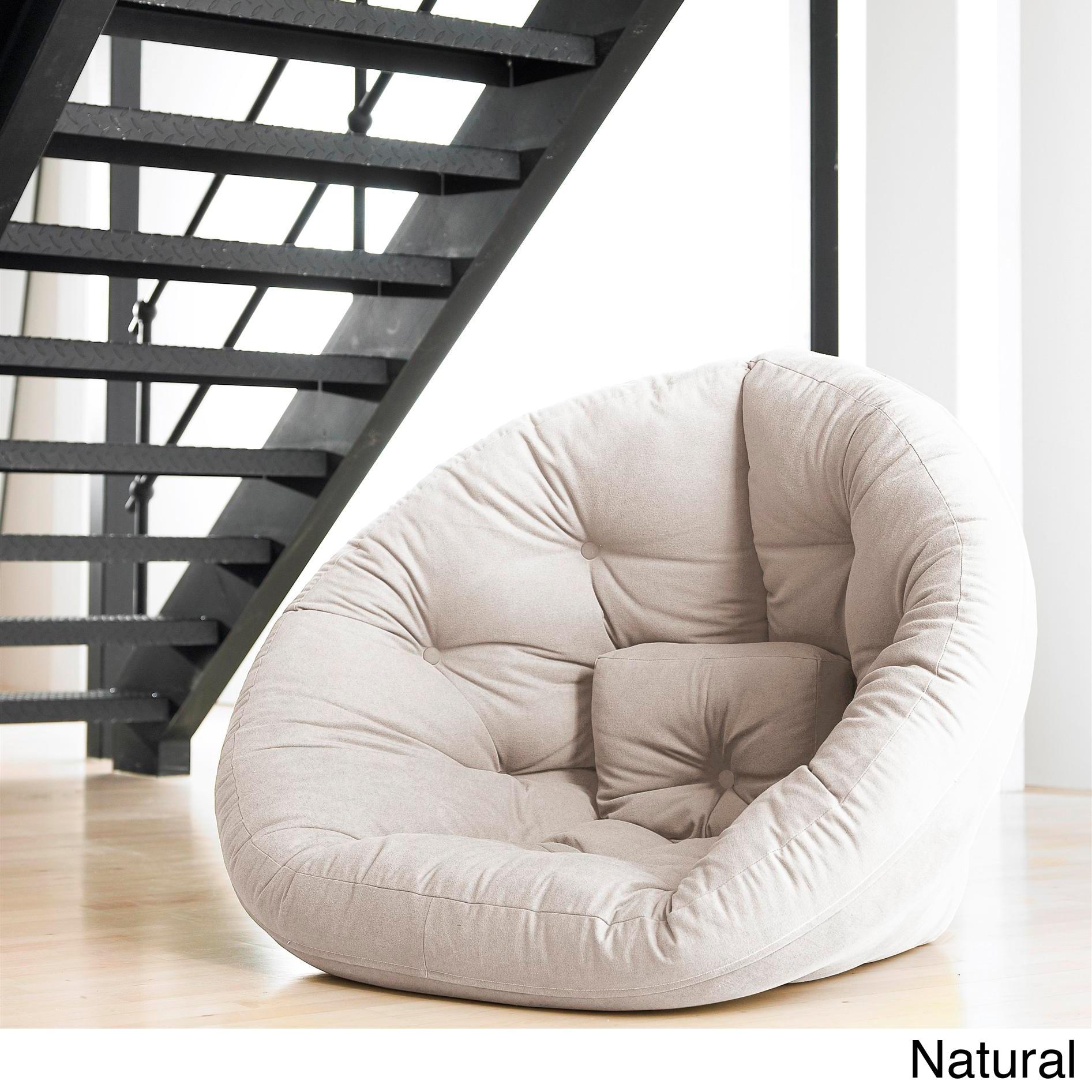 Nest Convertible Futon Chair Bed