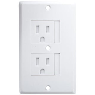 KidCo Universal Outlet Cover in White