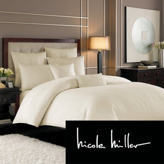 Shop Nicole Miller Currents Duvet Cover Free Shipping On