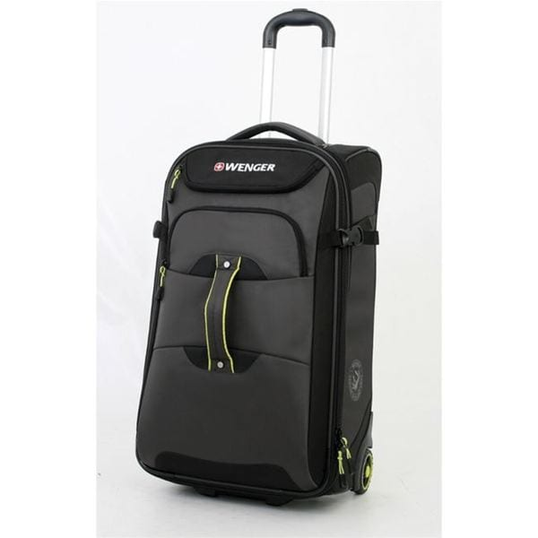 Wenger Terrain Crossing Collection 21-inch Pilot Case