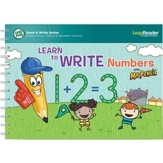 LeapFrog Learn to Write Numbers with Mr Pencil Interactive Education