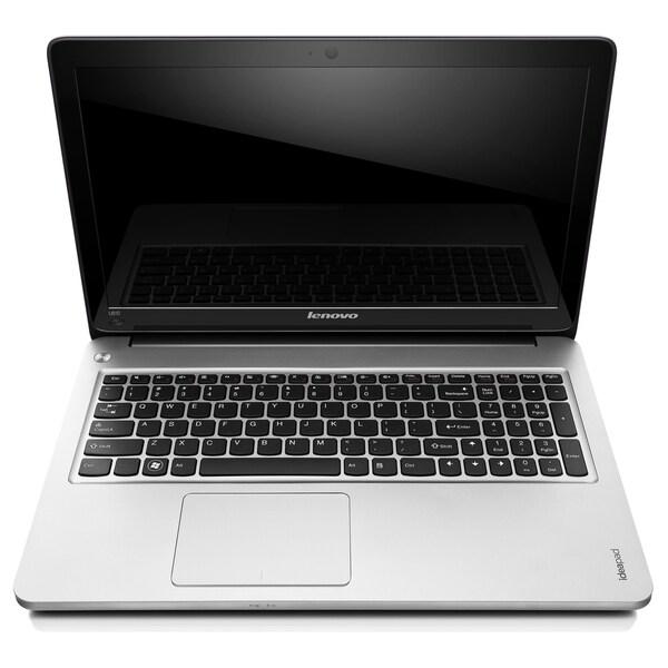"Lenovo IdeaPad u510 15.6"" LCD 16:9 Ultrabook - 1366 x 768 - VibrantVi"