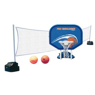 Pro Rebounder Poolside Combo