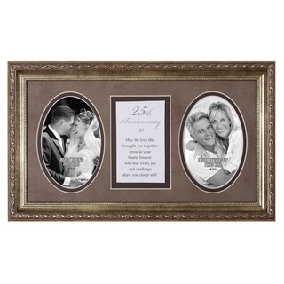 James Lawrence '25th Anniversary' Framed Wall Art