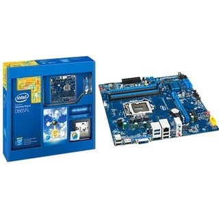 Intel DB85FL Desktop Motherboard - Socket H3 LGA-1150 - Retail Pack