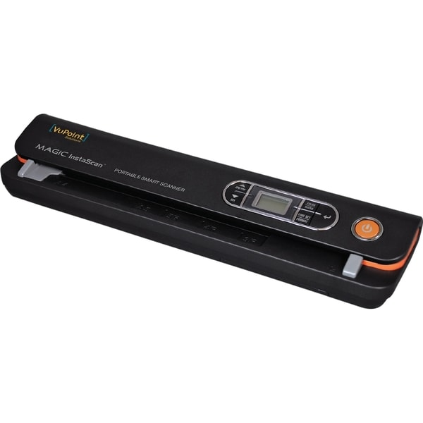 VuPoint Solutions Magic InstaScan Handheld Scanner - 900 dpi Optical