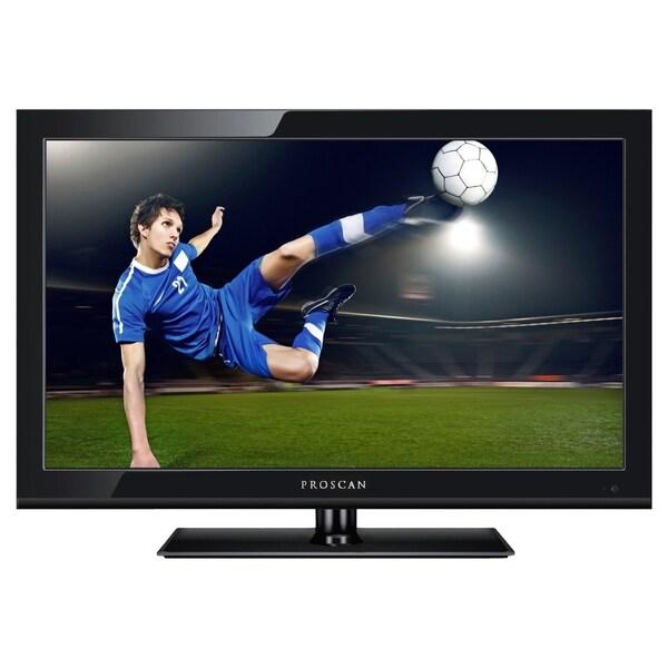 "ProScan PLED2435A 24"" 1080p LED-LCD TV - 16:9 - HDTV 1080p"