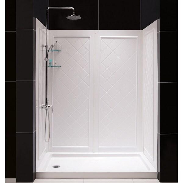 60 Inch Shower Base Right Hand Drain