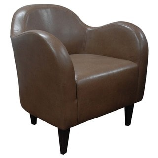 Charleston Leatherette Club Chair