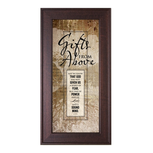 James Lawrence 'Gifts From Above' Framed Wall Art