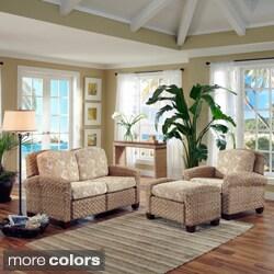 Home Styles Cabana Banana II Chair, Ottoman and Love Seat