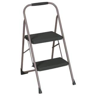 Cosco Two Step Big Step Folding Step Stool|https://ak1.ostkcdn.com/images/products/8087480/8087480/Cosco-Two-Step-Big-Step-Folding-Step-Stool-P15440210.jpg?impolicy=medium