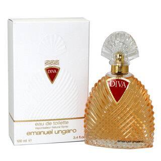 Emanuel Ungaro Diva Women's 3.4-ounce Eau de Toilette Spray|https://ak1.ostkcdn.com/images/products/8087505/P15440213.jpg?impolicy=medium