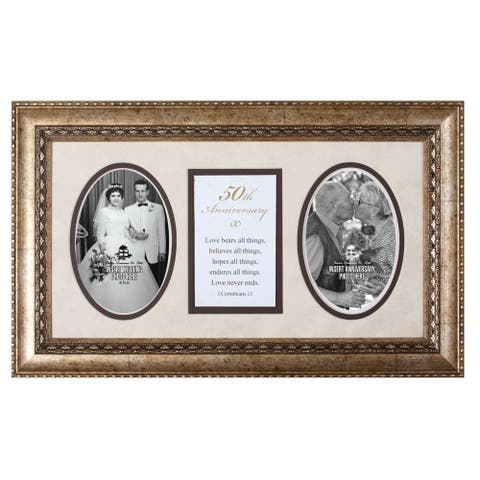 James Lawrence '50th Anniversary' Framed Wall Art