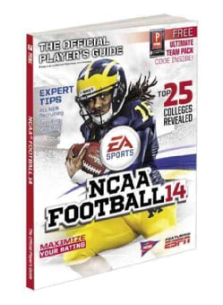 Ncaa Football 14: Prima Official Game Guide (Paperback)