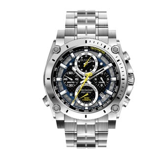 Link to Bulova Men's Precisionist Stainless Steel Chronograph Watch Similar Items in Men's Watches