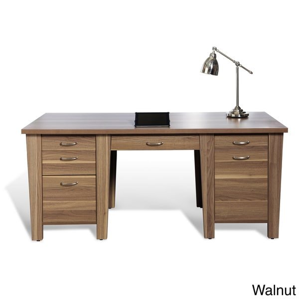 Jesper Office 900 71-inch Desk with Drawers