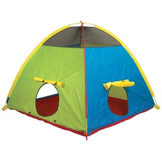 Pacific Play Tents Super Duper 4 Kids Tent|https://ak1.ostkcdn.com/images/products/8089707/P15442081.jpg?impolicy=medium
