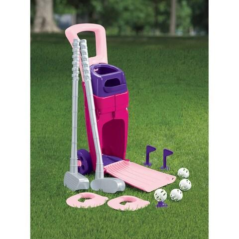 American Plastic Toys Girls' Junior Golf Set