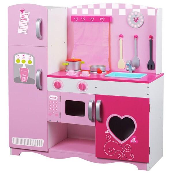 Classic World Pink Kitchen
