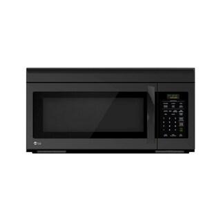 LG LMV1683SB 1.6 Cube Feet Over-the-Range Microwave Oven