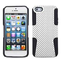 INSTEN White/ Black Astronoot Phone Protector Phone Case for Apple iPhone 5/ 5S/ 5C/ SE