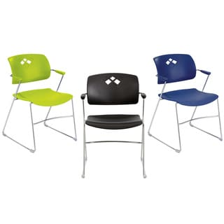 Safco Veer Stack Chair (Set of 4)