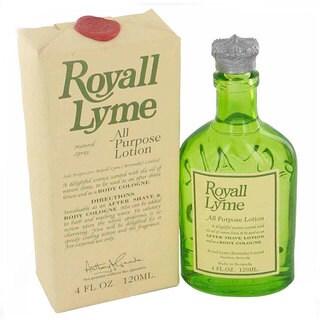 Royal Fragrances Royall Lyme Men's 4-ounce Aftershave Cologne