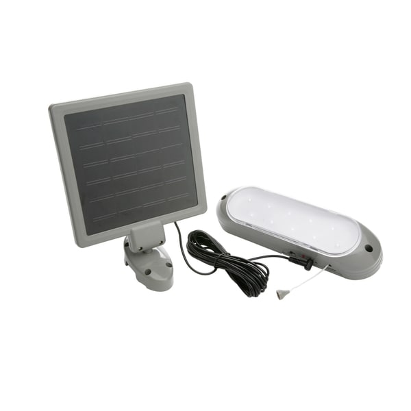 Shop LED Solar Shed 10-light