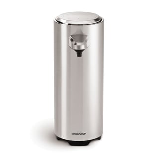 Simplehuman Rechargeable Brushed Nickel Sensor Pump