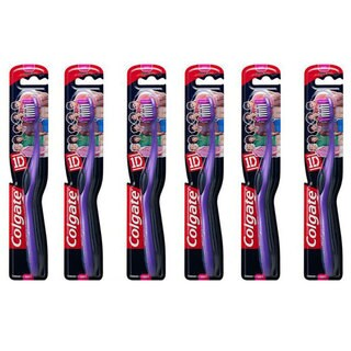 Colgate One Direction Multi Maxfresh Soft Toothbrush (Pack of 6)