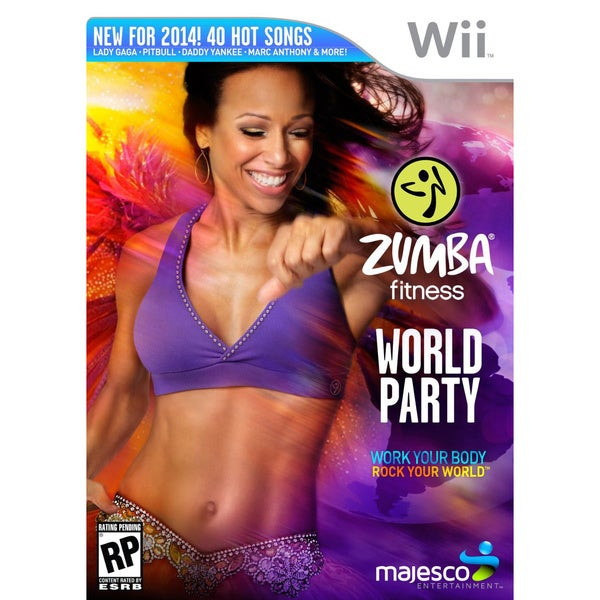 Wii - Zumba Fitness World Party