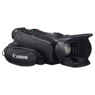"Canon XA20 Digital Camcorder - 3.5"" - Touchscreen OLED - CMOS - Full"