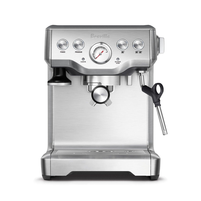 The Breville BES840XL Infuser Espresso Machine (BES840XL)...