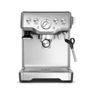 The Breville BES840XL Infuser Espresso Machine|https://ak1.ostkcdn.com/images/products/8092740/Breville-BES840XL-Infuser-Espresso-Machine-P15444861.jpg?impolicy=medium