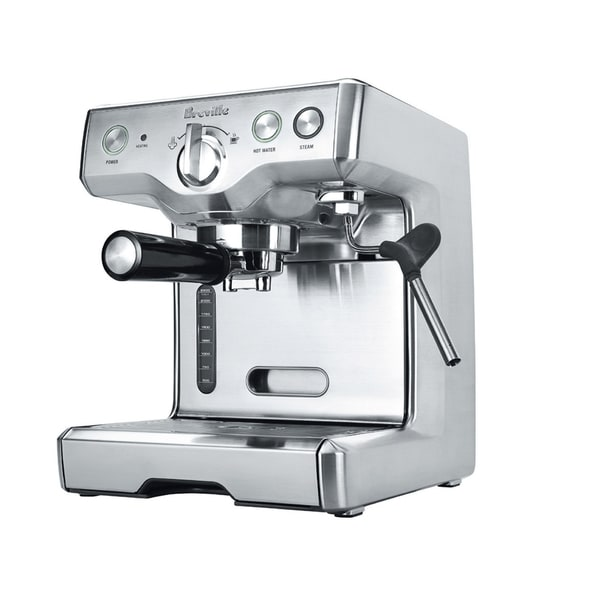 cb42e728eb Breville 800ESXL 15 Bar Triple Priming Die Cast Espresso Machine