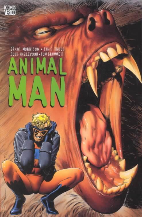 Animal Man (Paperback)